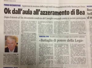 Giornale di Desio - 5 marzo 2013