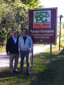 Parco protocollo via Cairoli 1